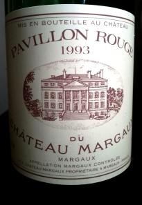 Pavillon Rouge du Château Margaux 1993