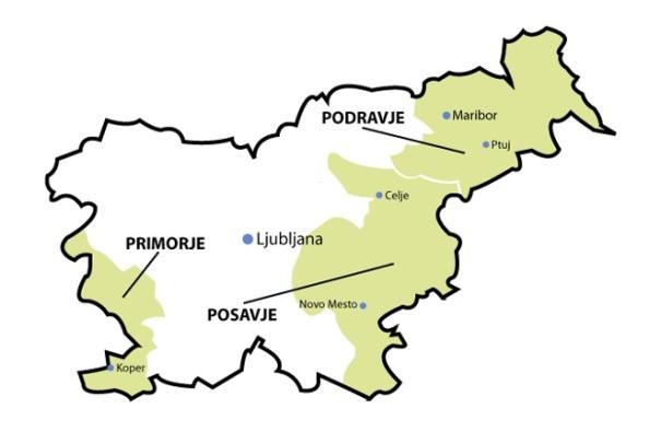 Refosk Sloveens Istrië Primorje