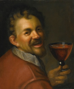 Wijnglazen zijn aangenaam onpraktisch
