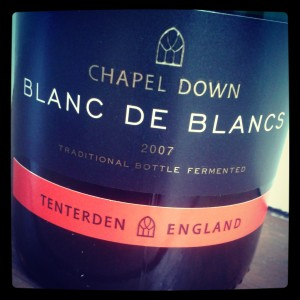 Down Chapel Winery - Blanc de Blancs 2007